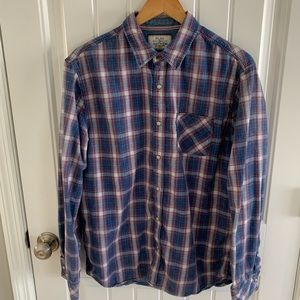 Other - Flag and Anthem Plaid Western Pearl Snap